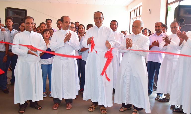 Third floor Science Block Inaugurated