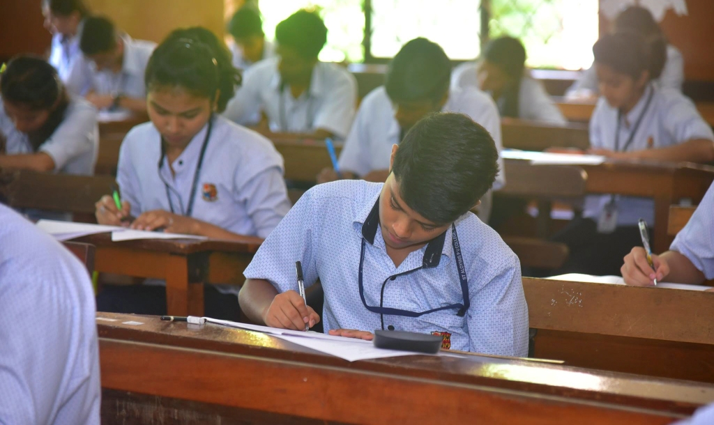The Class Test was held from 21 to  24th August 2017