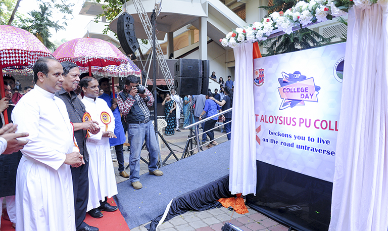 138th College Day Celebration- St Aloysius PU College.